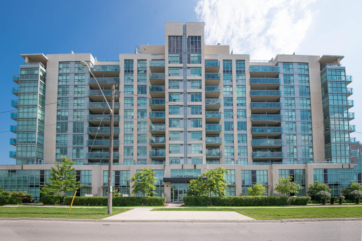 The Rowe Condo Whitby Waterfront